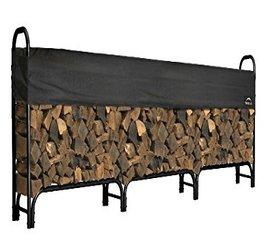 shelterlogic kaminholzregal in gro gro es garten. Black Bedroom Furniture Sets. Home Design Ideas